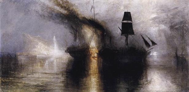 Turner Joseph Mallord William Peace - Burial at Sea