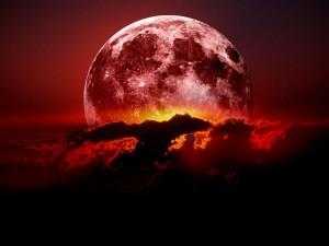 luna de sange